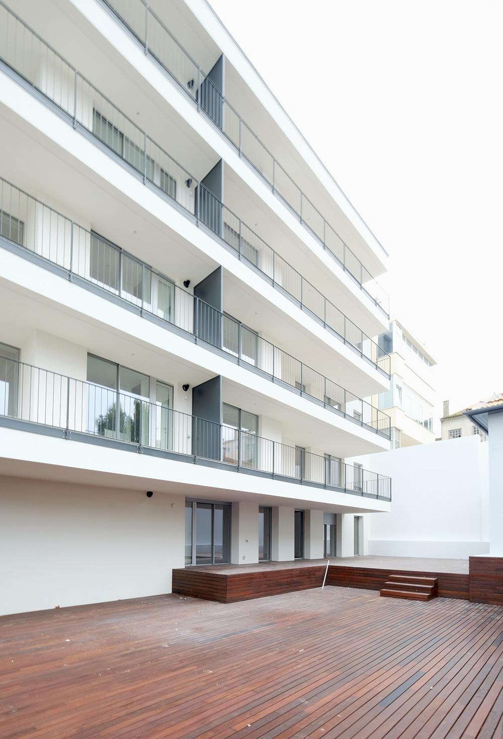 Edifício Multifamiliar Rua Sousa Rosa - Porto