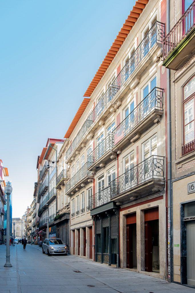 Edificio Multifamiliar Rua Das Flores - Porto