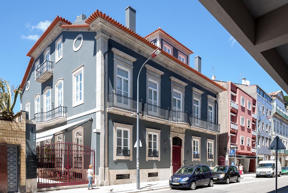 Edificio Rua de Cedofeita