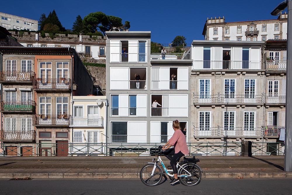 Edifício Multifamiliar Miragaia - Porto