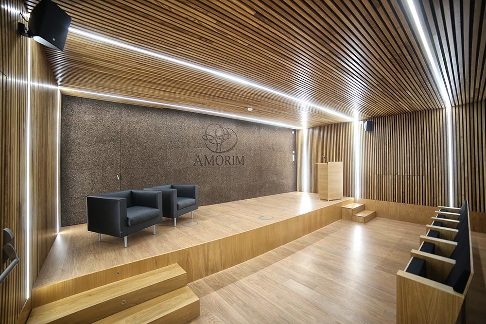 Showroom Amorim